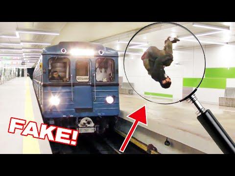 Exposing FAKE flip