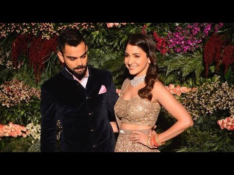 LIVE: Virat और Anushka Reception Party From Mumbai's St. Regis