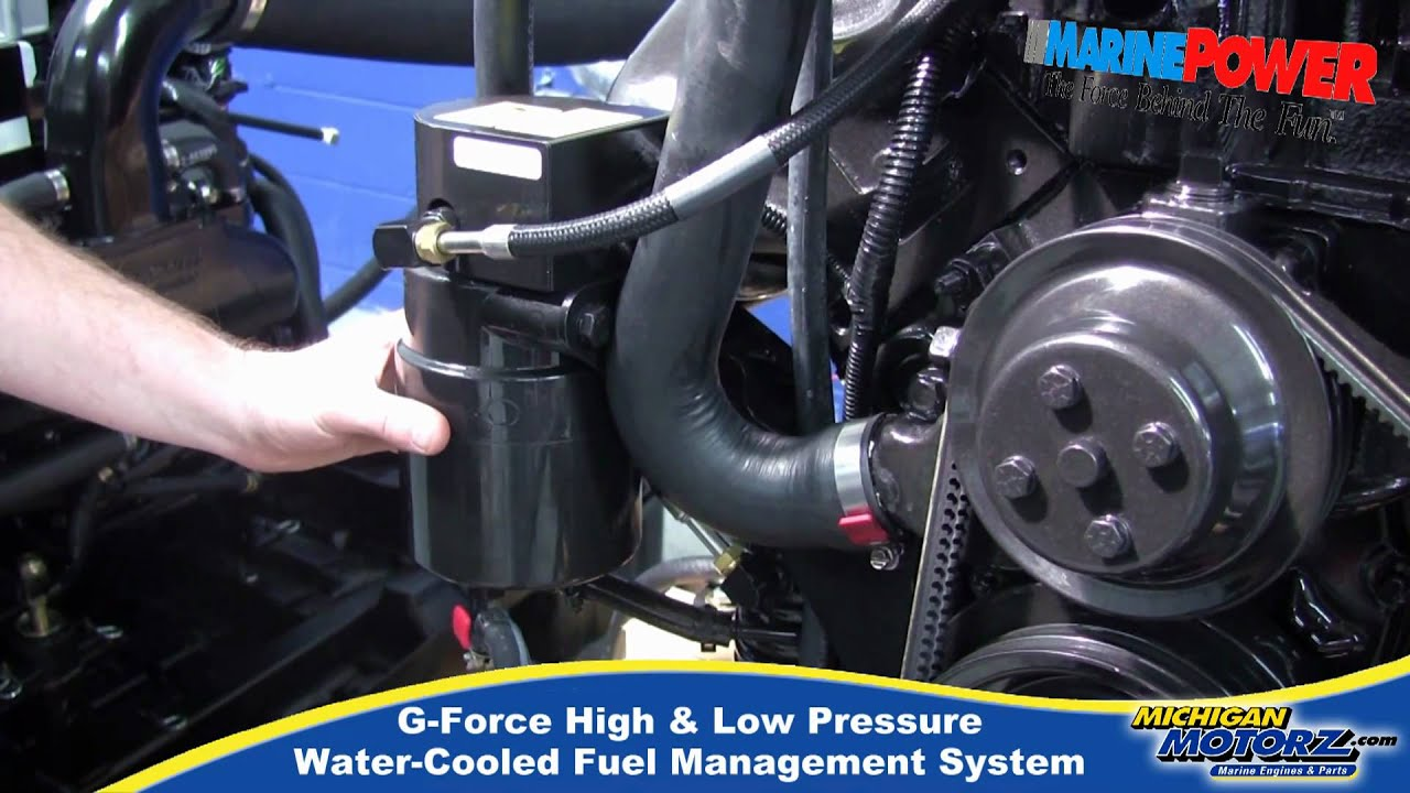hight resolution of 5 7l marine power sportpac mpi inboard engine package with 71c transmission