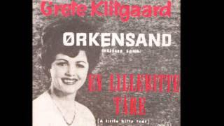 Grete Klitgaard - Ørkensand