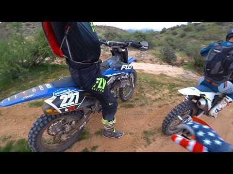 Part 1 - Riding near Scottsdale Arizona - Thanksgiving Day