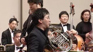 Reinhold Glière Horn Concerto op.91 Ⅰ.Allegro