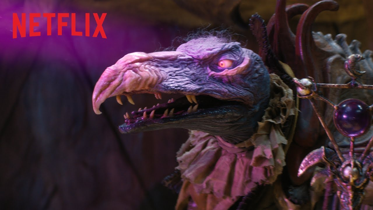 The Dark Crystal Age of Resistance is a Netflix Series You