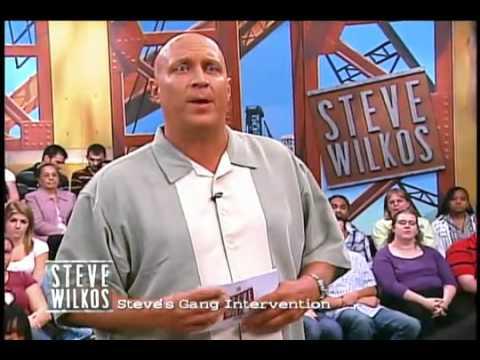 Gang Intervention 2 Steve Wilkos Show   YouTube
