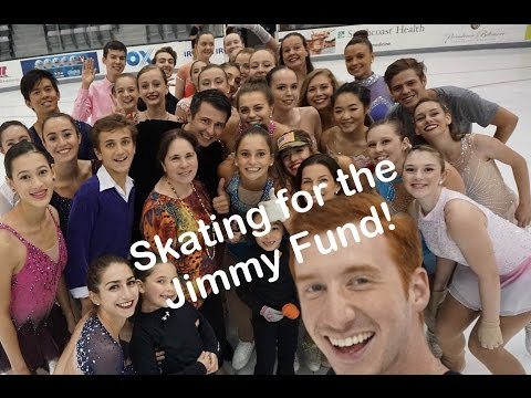 Sean Rabbitt Goes To... Skating for The Jimmy Fund - Providence, RI
