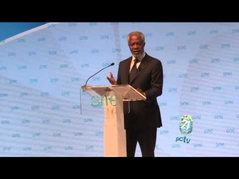 Kofi Annan- It Happened Here