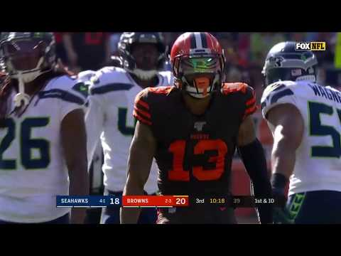 None - Browns' OBJ Sound Off On Another Fine