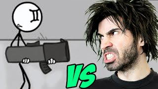 ESCAPING THE PRISON vs The World's Worst Gamer!