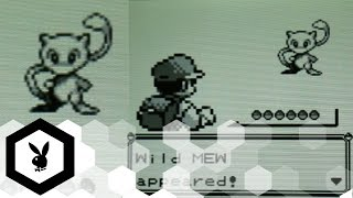 Catch a Mew in Pokemon Red, Blue and Yellow: the one true way (THIS IS LEGIT)