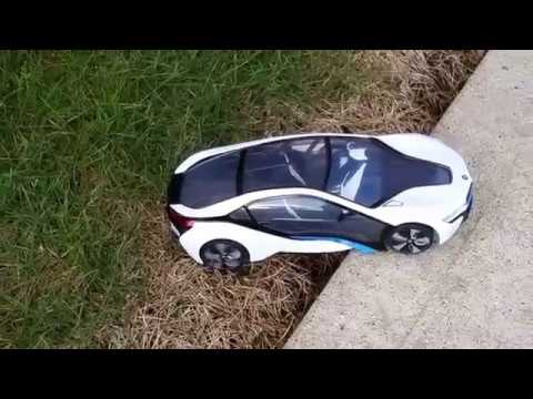 bmw i8 remote controlled rc car review youtube. Black Bedroom Furniture Sets. Home Design Ideas