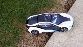 bmw i8 remote controlled rc car review