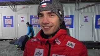 Jakub Wolny z nowym rekordem życiowym - 223 metry [01.02.2019]
