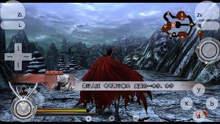 Dolphin Emulator Android - BASARA 3 Utage Gameplay