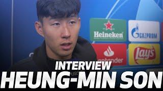 HEUNG-MIN SON INTERVIEW |