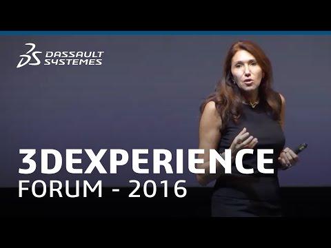 Monica Menghini - Dassault Systèmes Strategy - Economic Model (3DEXPERIENCE FORUM 2016 Korea)