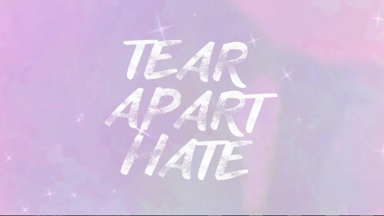 Cyndi Lauper —  A Part Hate lyric video 2019