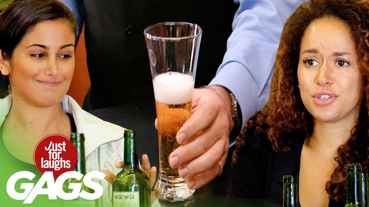 Best of Beer & Wine Pranks