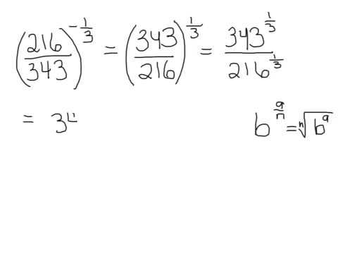 Simplify fraction with negative rational (fraction