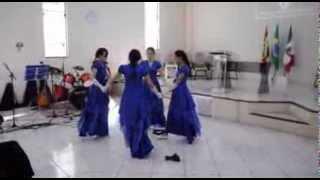 Coreografia Grupo Pérolas - Abra os meus Olhos