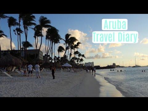 Aruba 2016 Travel Diary