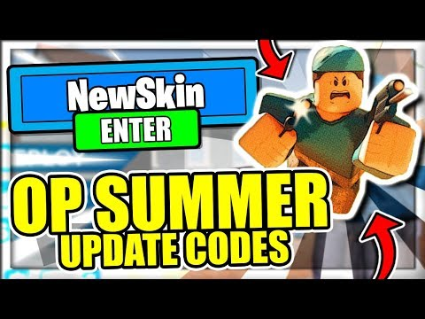 Arsenal Codes Roblox July 2020 Mejoress