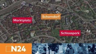Nachrichten - Krawalle und sexuelle Übergriffe auf Volksfest in Schorndorf