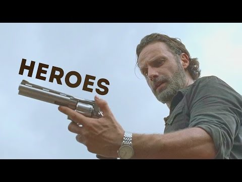 The Walking Dead || Heroes [HBD AKolkaa]