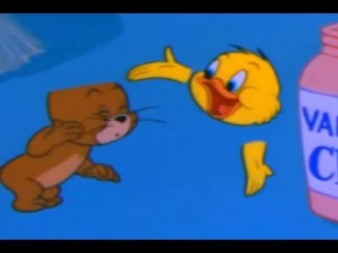 Tom And Jerry English Episodes - The Vanishing Duck - Cartoons For Kids