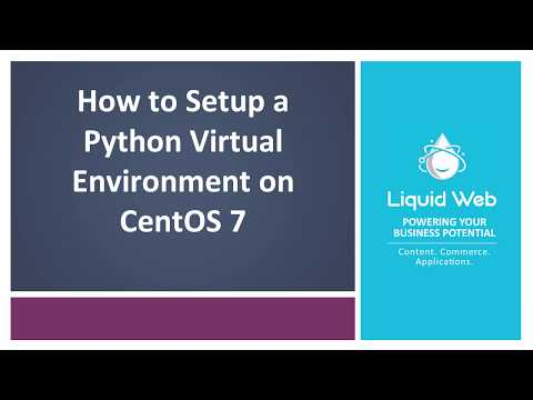 How to Setup a Python Virtual Environment on CentOS