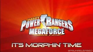 Power Rangers Megaforce - Unreleased Music: 03 It