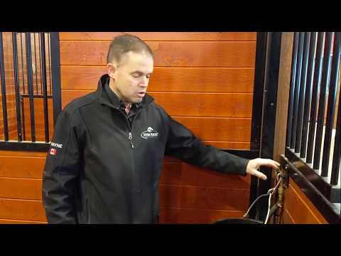 Equine Water And Feed Solutions For Your Barn