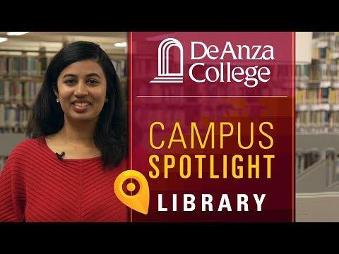 campus-spotlight---library- -de-anza-college