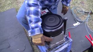 briggs and stratton 12 hp i c engine listed on cl