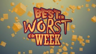Jesse Cox Best of the Worst of the Week - March 19th