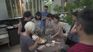 20190204 Family Chinese New Year Eve at Andy's House 2
