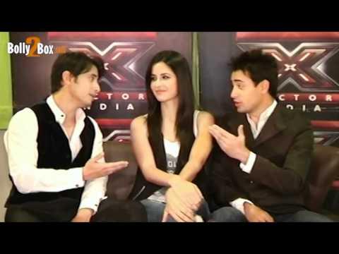 Irfan Khan and Ali Zafar flirting with Katrina