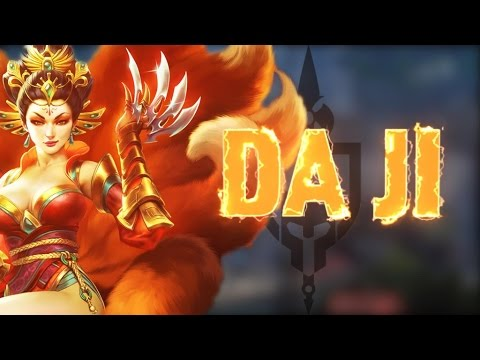 NEW GODDESS DA JI: THE GOOD THE BAD AND THE UGLY! - Incon - Smite