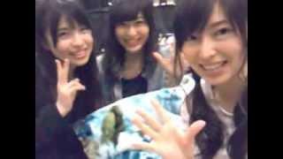 ままま| 松本梨奈 G+ 12/05/2013 ~SKE48~ Oya Masana Mukaida Manatsu M...