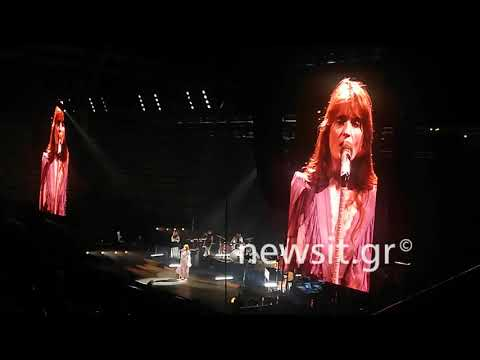 Florence and the Machine: Το εκπληκτικό φινάλε στο Γαλάτσι!