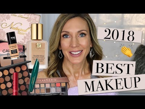 Best Makeup of 2018 ~ High End + Drugstore