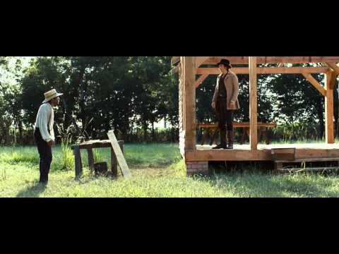 12 Years A Slave Official Trailer