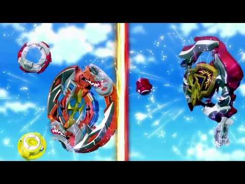 Beyblade Burst Turbo русский  сезон 3  Эпизод 3