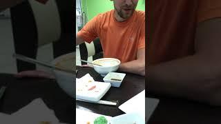 Тестим рестораны Красной Поляны! «Горы суши» - Красная Поляна!
