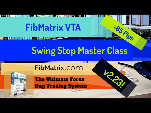 +65 Pips Overnight Trades Review – Swing Stop Intro – FibMatrix Automated Forex Trading Software