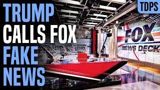 SHOCK: Trump Calls Fox News