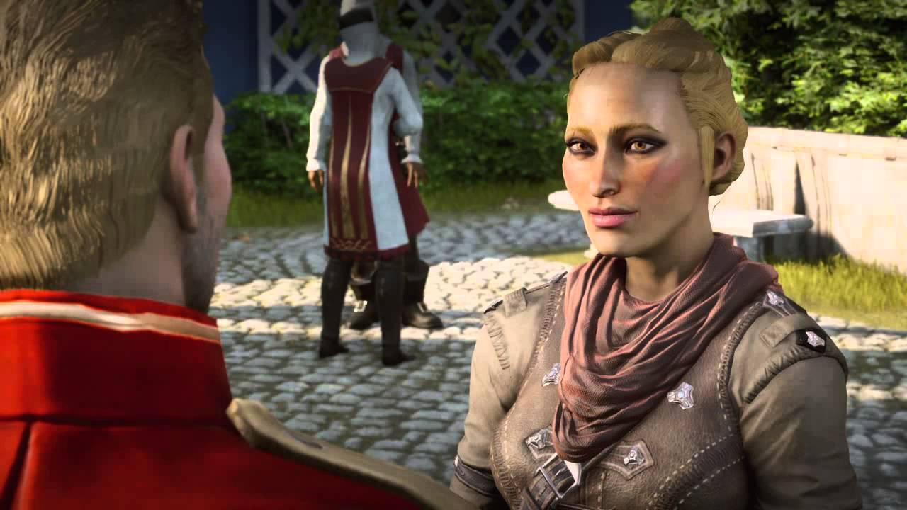 Dragon age sera wedding