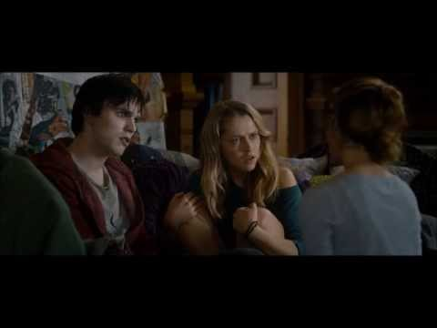 Funny scene from Warm bodies (2013) poster