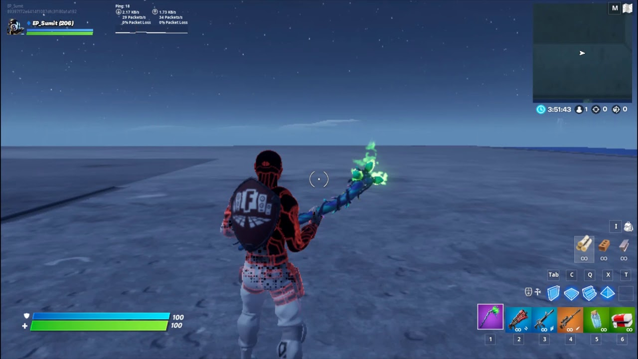 How to See Your PING in FORTNITE - Chapter 2 Season 1 ...