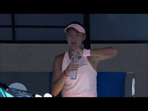 Wang Xiyu v Liang En Shuo - 2018 Melbourne
