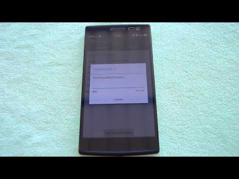New ColorOS 2.1.5i on Find7a: Performance test by geekbench 3